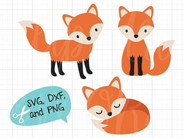 Free Red Fox Clipart, Download Free Clip Art on Owips.com.