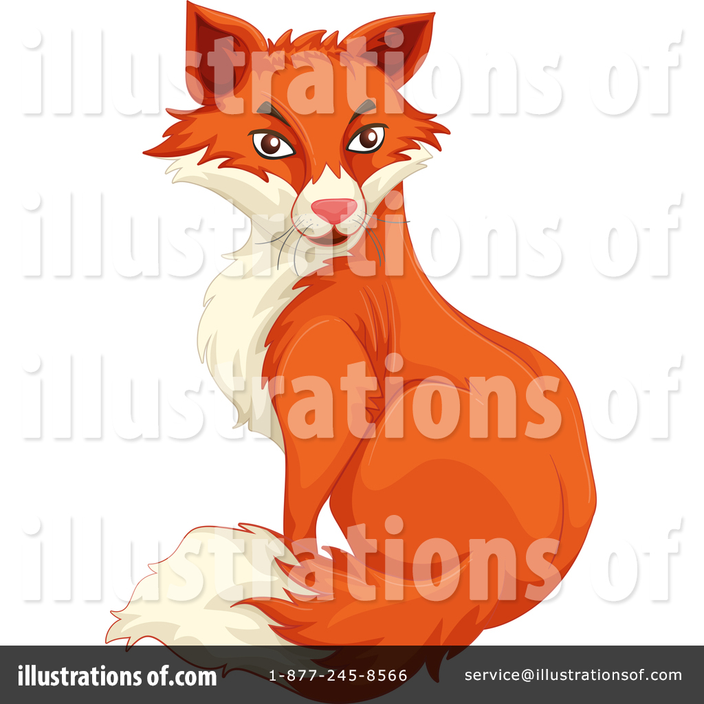 Fox Clipart #1445820.