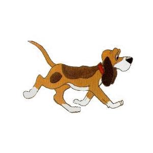 Fox hound clipart - Clipground