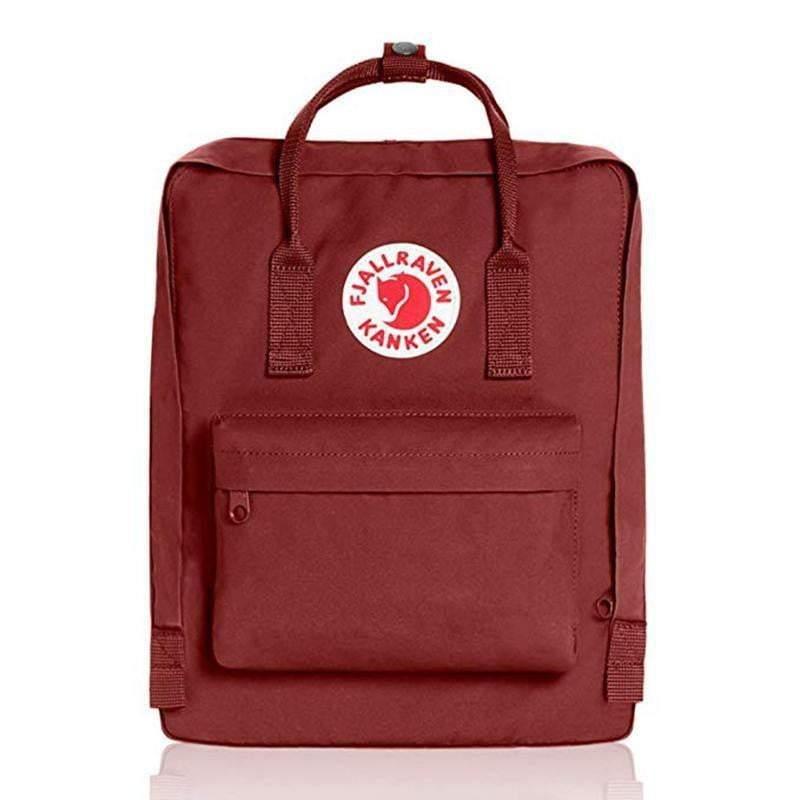Original Kanken Backpack Kanken Classic Mini Mochilas Kanken School Bag  2018 16l With Fox Logo Backpack Women Men Boy Girls Kid.