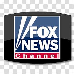Cinema dock icons, Foxnews, Fox News Channel logo.
