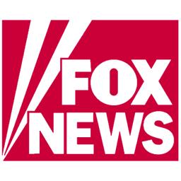 Fox, news icon.
