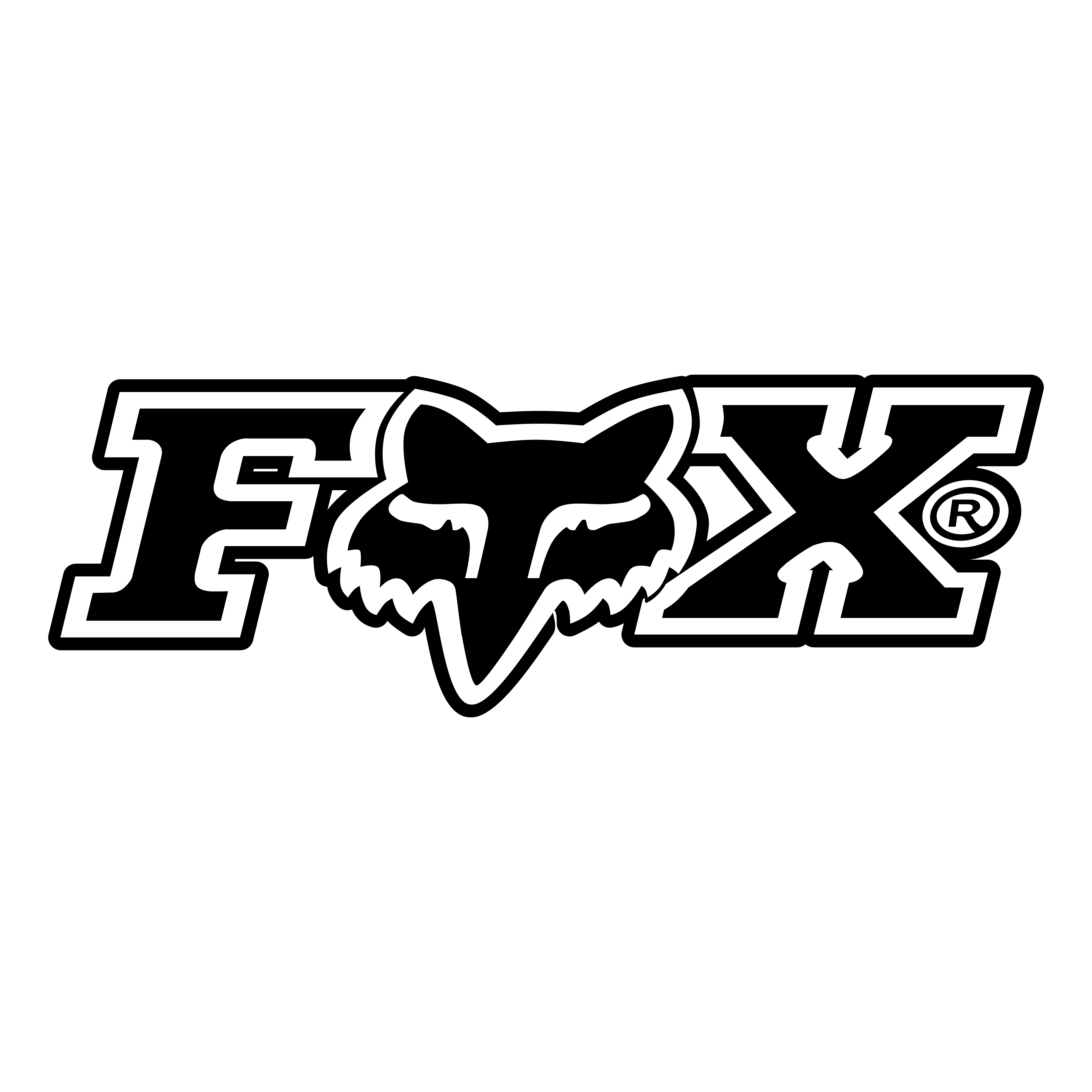 Fox Racing.