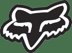 Fox Racing Logo transparent PNG.