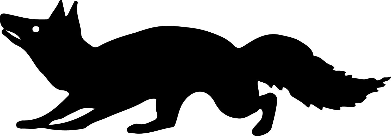 Free Fox Silhouette Cliparts, Download Free Clip Art, Free Clip Art.