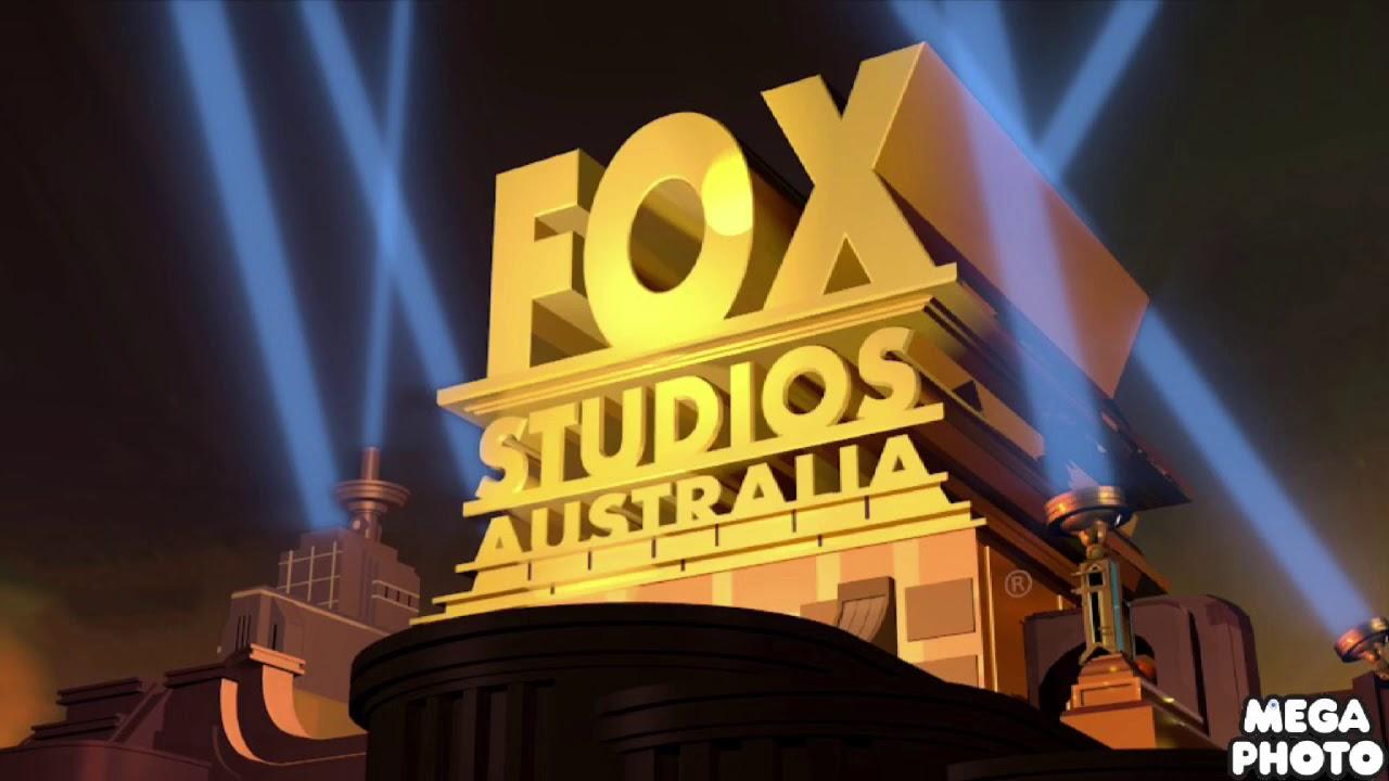 Fox studios Australia logo (2019).