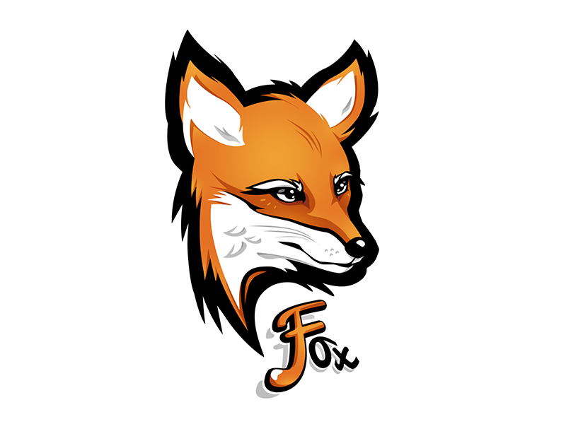Fox by Jan Łętowski on Dribbble.