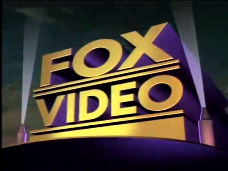 Fox Video Logo 1993 (with short fanfare).