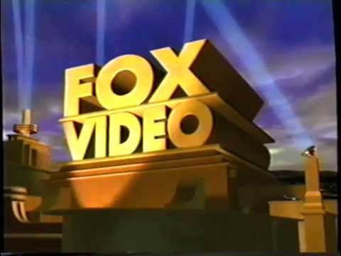 Fox Video (1996) Company Logo (VHS Capture).