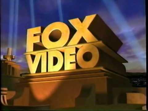 Fox Video (1997) Company Logo (VHS Capture).