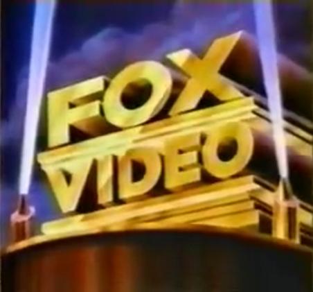 Fox video Logos.