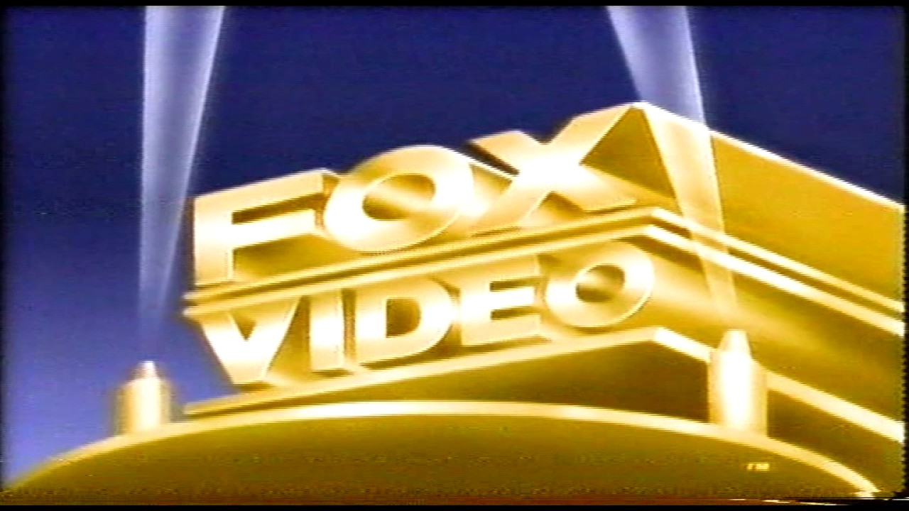 Fox Video Logo 1991.