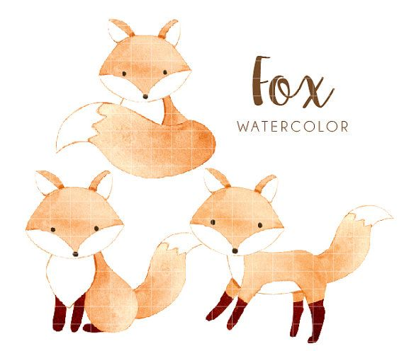 Download Free png Download Free png fox watercolor clipart.