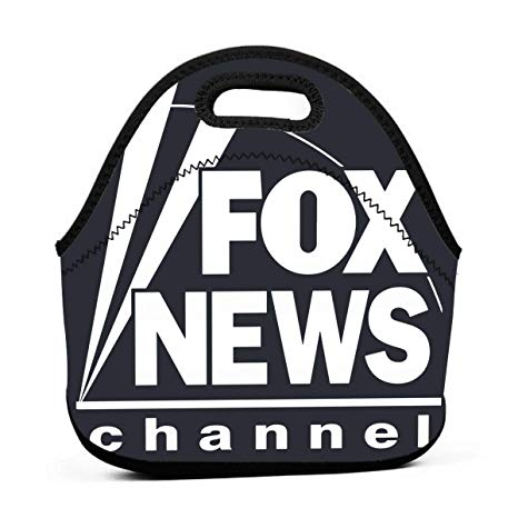 Amazon.com: Fox News Channel Logo Polyester Lunch Bag Lunch.
