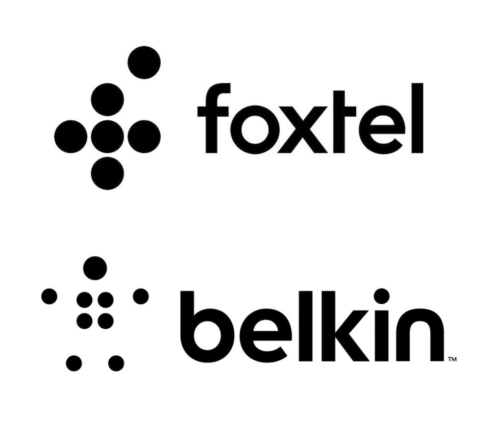 Belkin Logos.