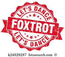 Foxtrot Clipart and Stock Illustrations. 18 foxtrot vector EPS.