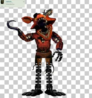Withered Foxy PNG Images, Withered Foxy Clipart Free Download.