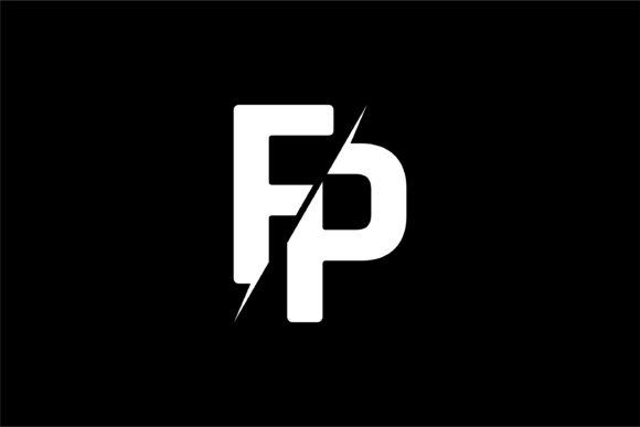 Monogram FP Logo.