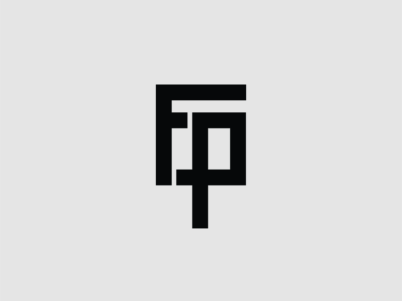 FP concept logo design by tyas prakasa on Dribbble.