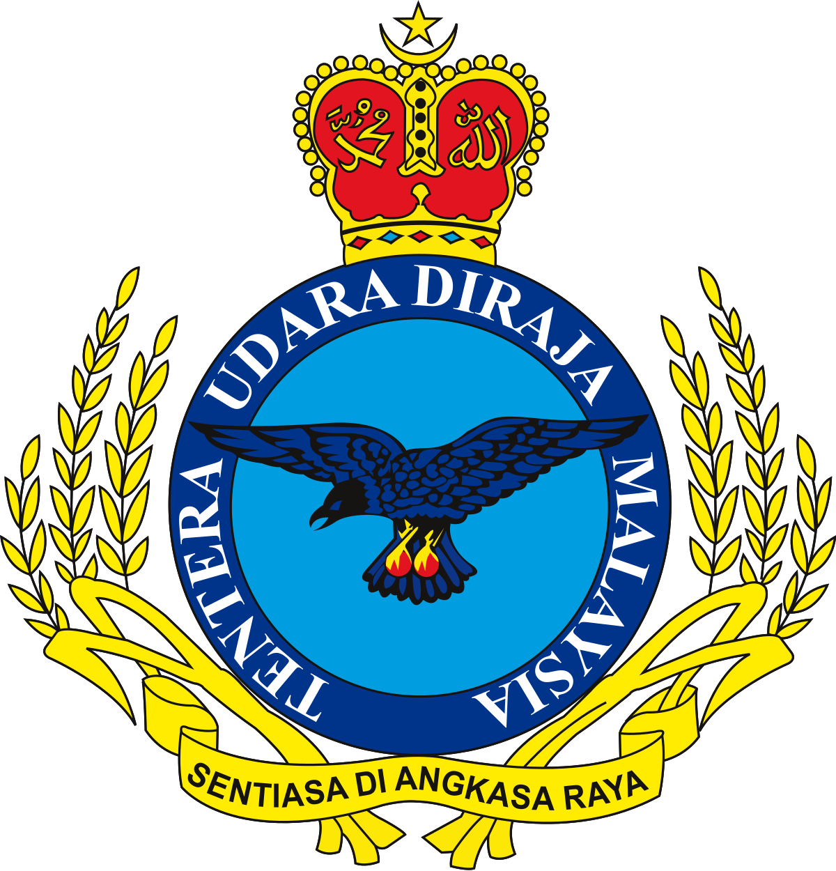 Royal Malaysian Air Force.