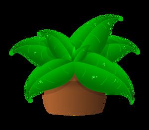 373 Pflanzen kostenlose clipart.