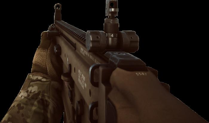 Gun Png Fps Vector, Clipart, PSD.