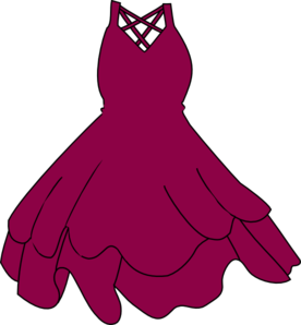 Frock clipart.