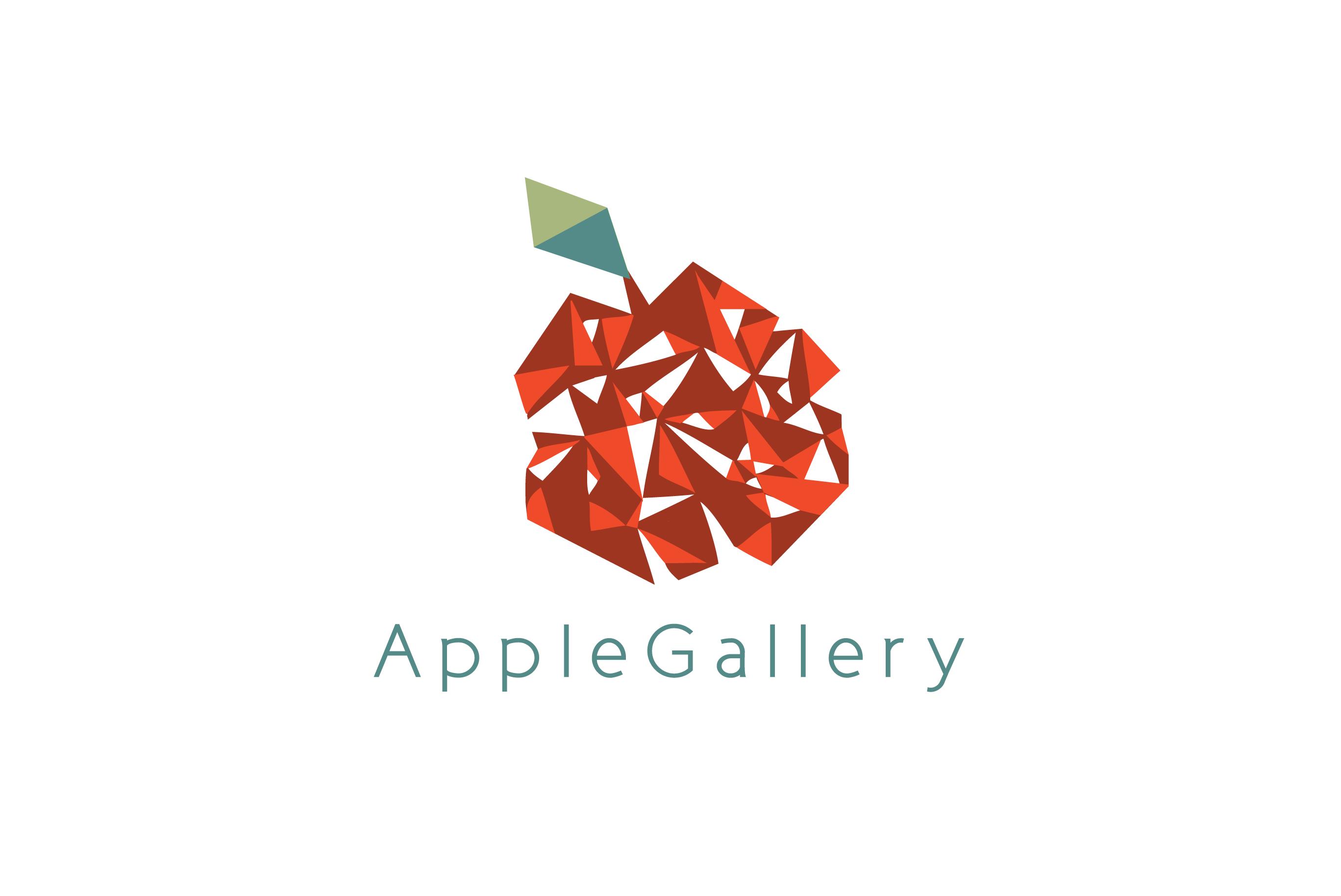 AppleGallery Apple Logo Design.