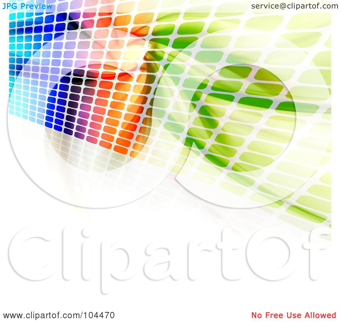 Fractals Clipart.