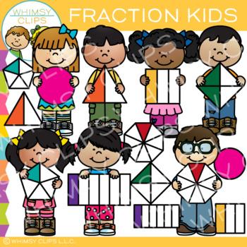 Fraction Clip Art.