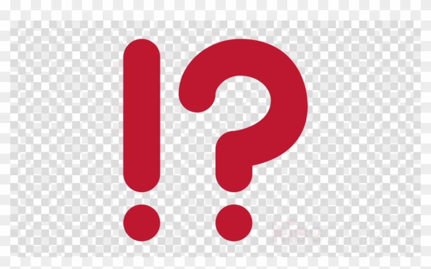 Fragezeichen Emoji Clipart Emoji Question Mark Exclamation.