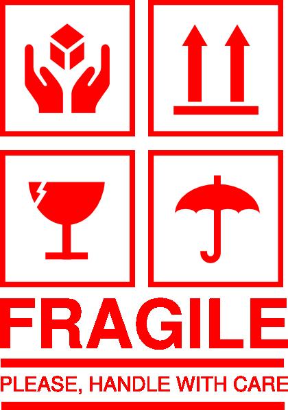 Fragile Clip Art at Clker.com.
