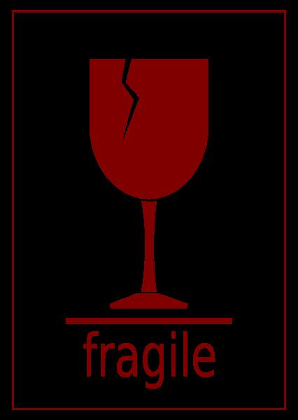 Fragile Clipart.