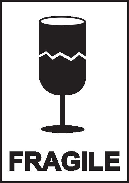Fragile Warning Clip Art at Clker.com.