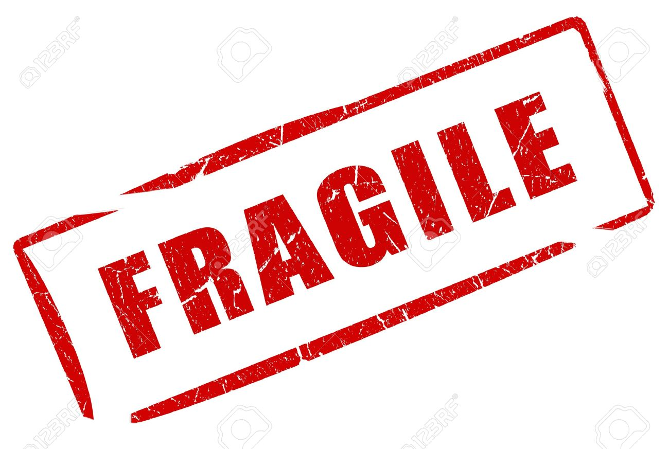 Fragile Clip Art.