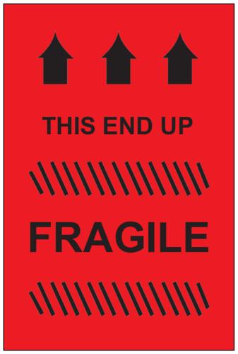Fragile.