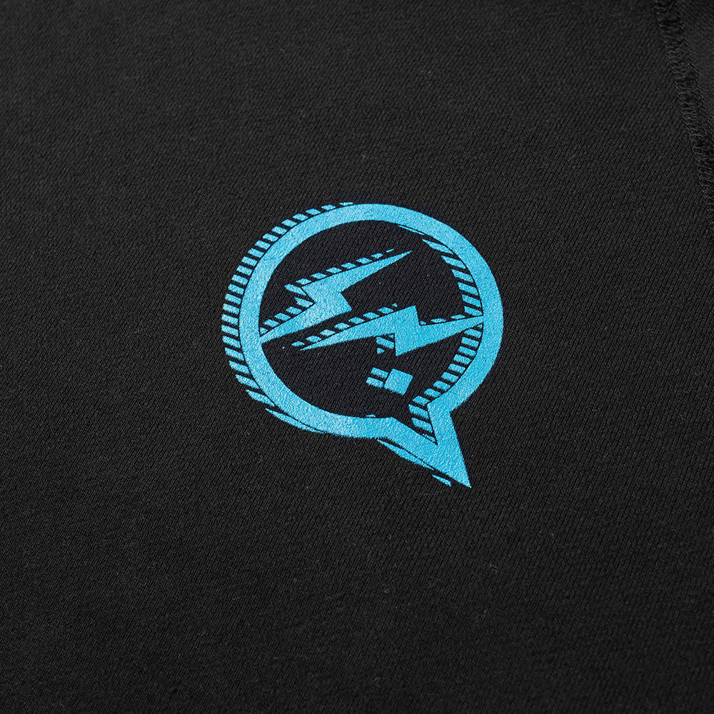 Denim by Vanquish & Fragment Logo Popover Hoody.
