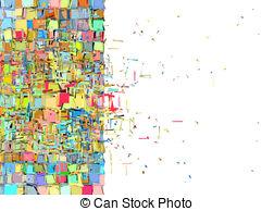 Fragmentation Illustrations and Stock Art. 587 Fragmentation.