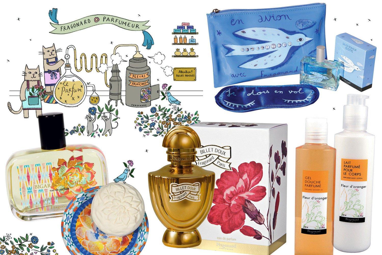 Fragonard Parfumeur.
