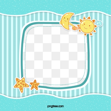 Baby Frame Png, Vector, PSD, and Clipart With Transparent Background.