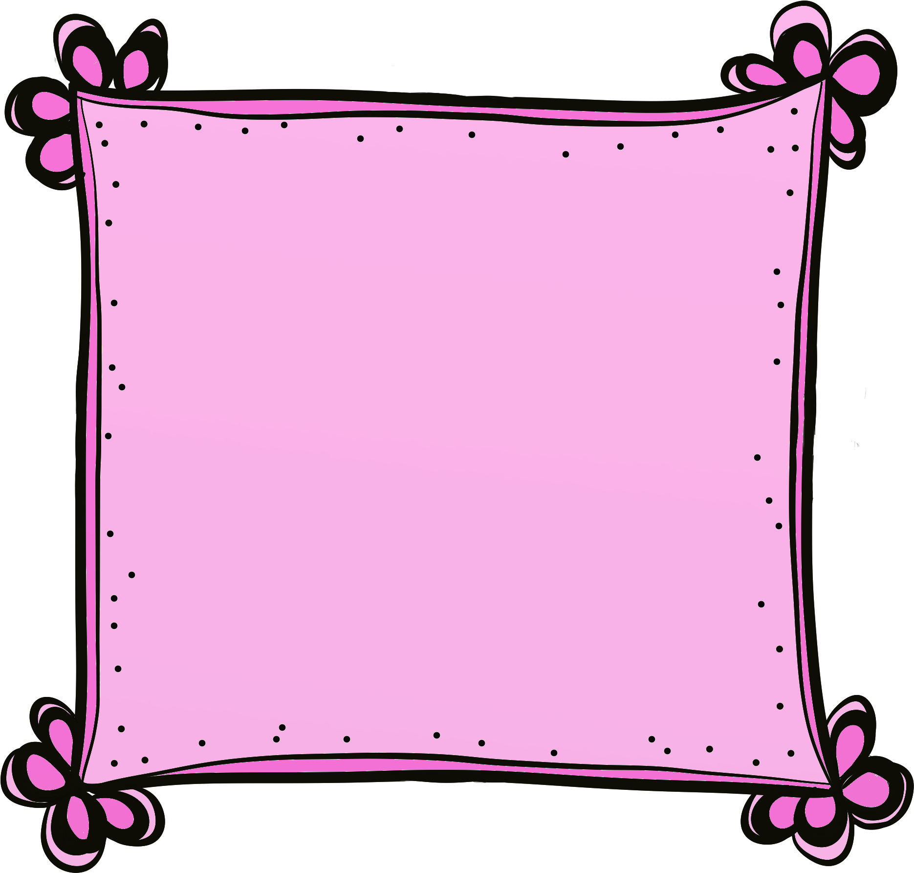 Cute Frames Borders And Frames Art Clipart Free.