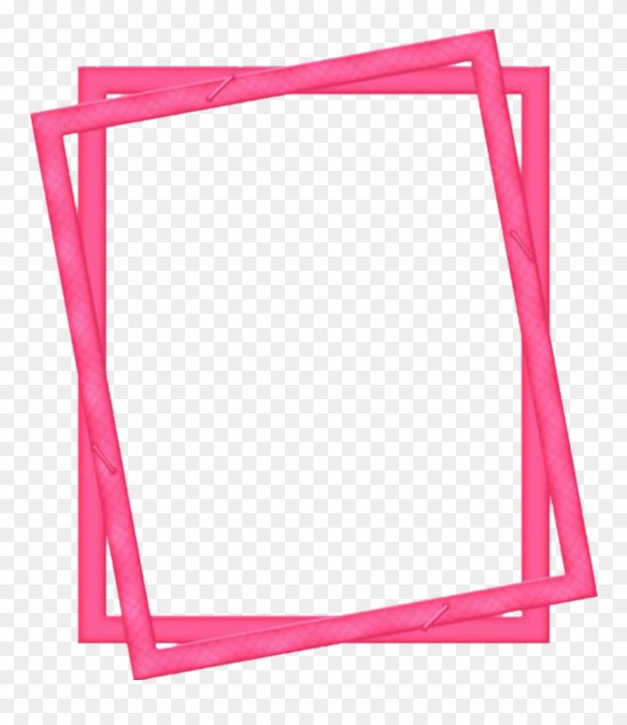 Pink Frames Frame Borders Border.