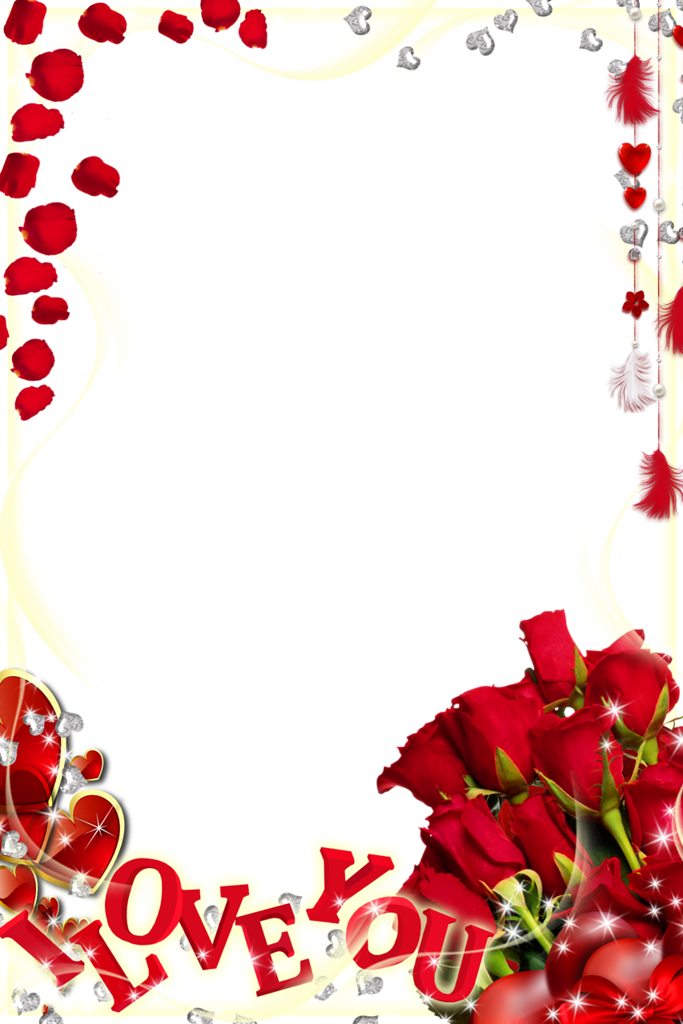 Download Love Frame Clipart HQ PNG Image.