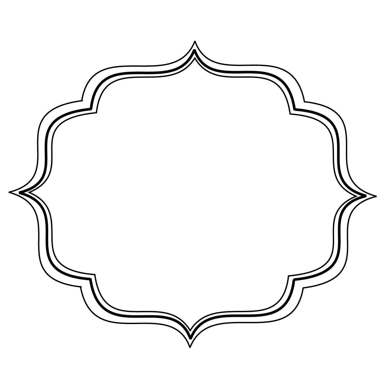 Simple Filigree Scroll Designs.