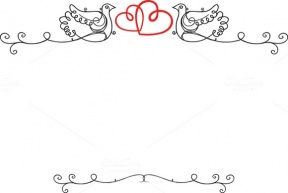 Frame Clipart Wedding Png.