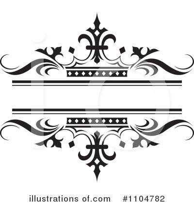 Wedding Frame Clipart #1104782.