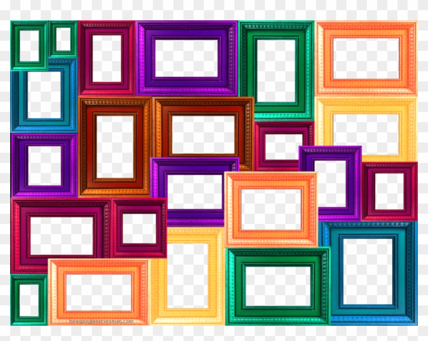Collage Frame High Quality Png.