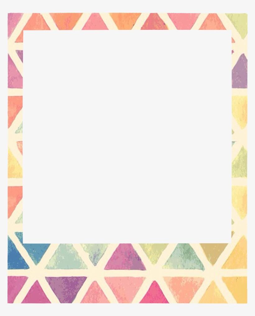 Tumblr Transparent Polaroid Frame.