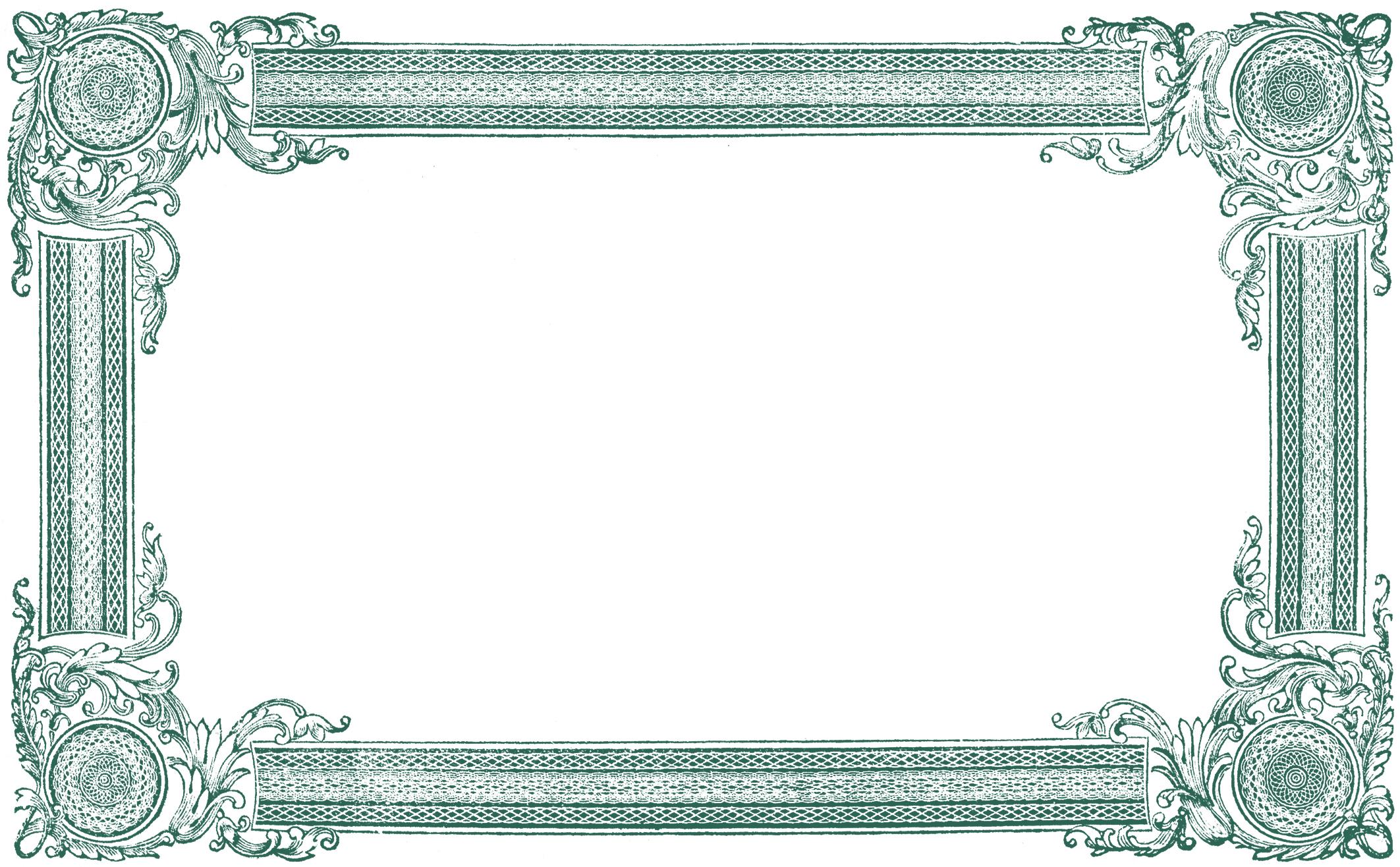 Free Frame Clip Art Images.