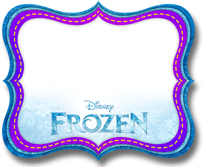 Free Frozen Printable Invitations, Labels Or Cards.